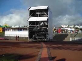 Régie couverte à La Réunion (974)   Stage OI